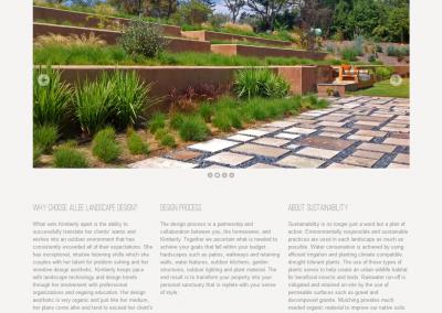 Allee Landscape Design