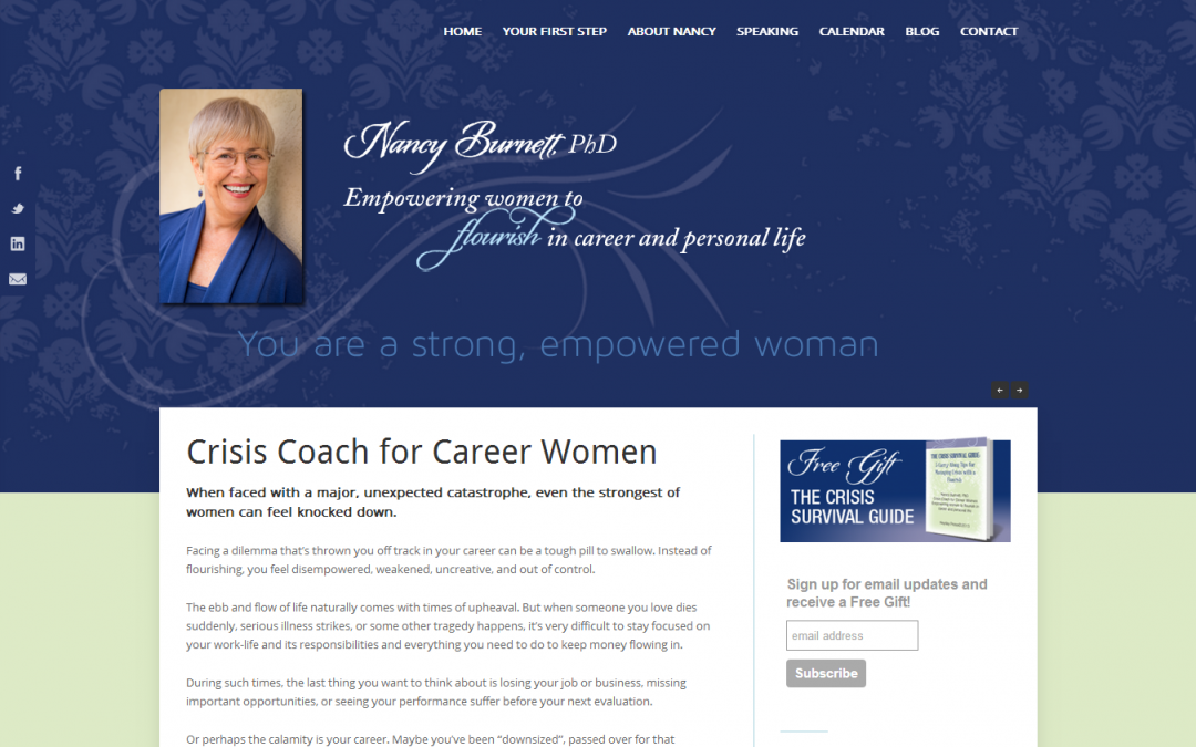 Nancy Burnett Coaching