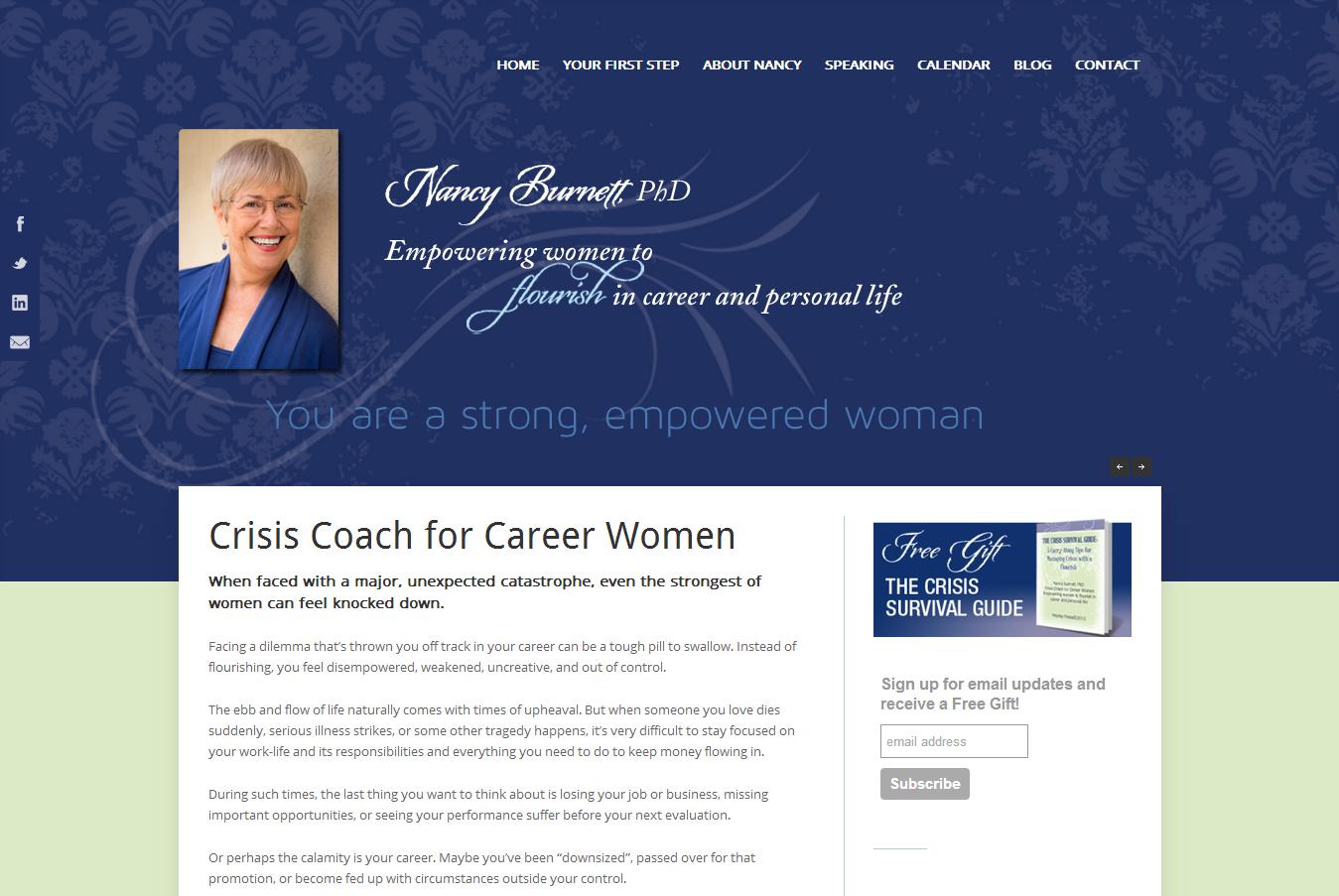 Nancy Burnett Coaching